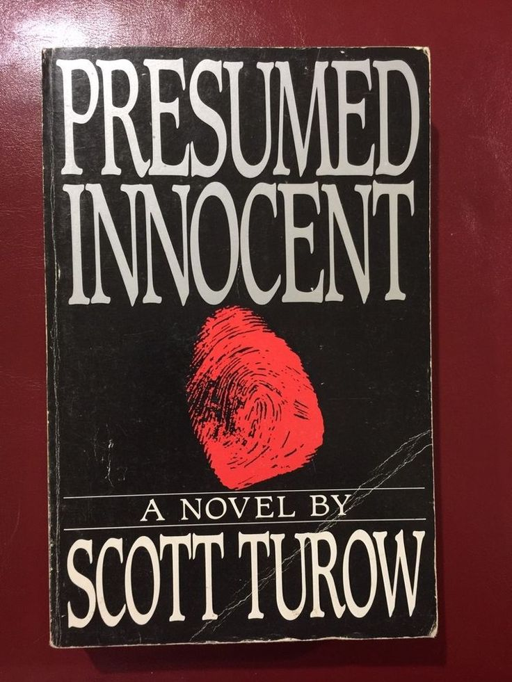 Presume Innocent by Scott Turow Advance Reading Copy First Edition in Wraps