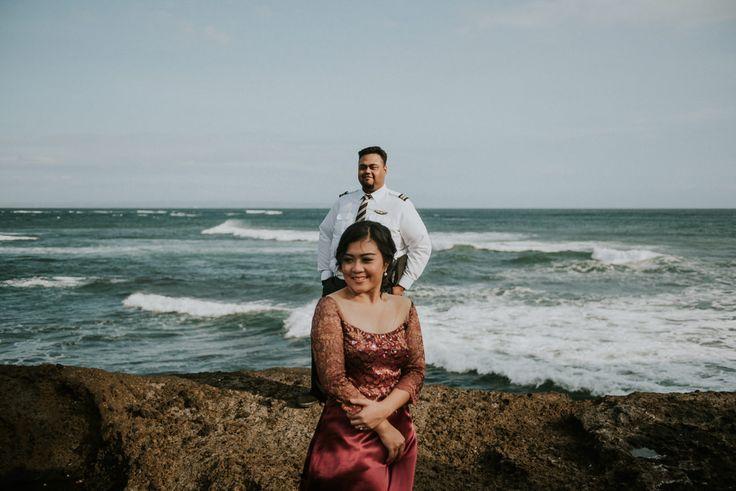 Putra & Yustin / Engagement Bali Photographer