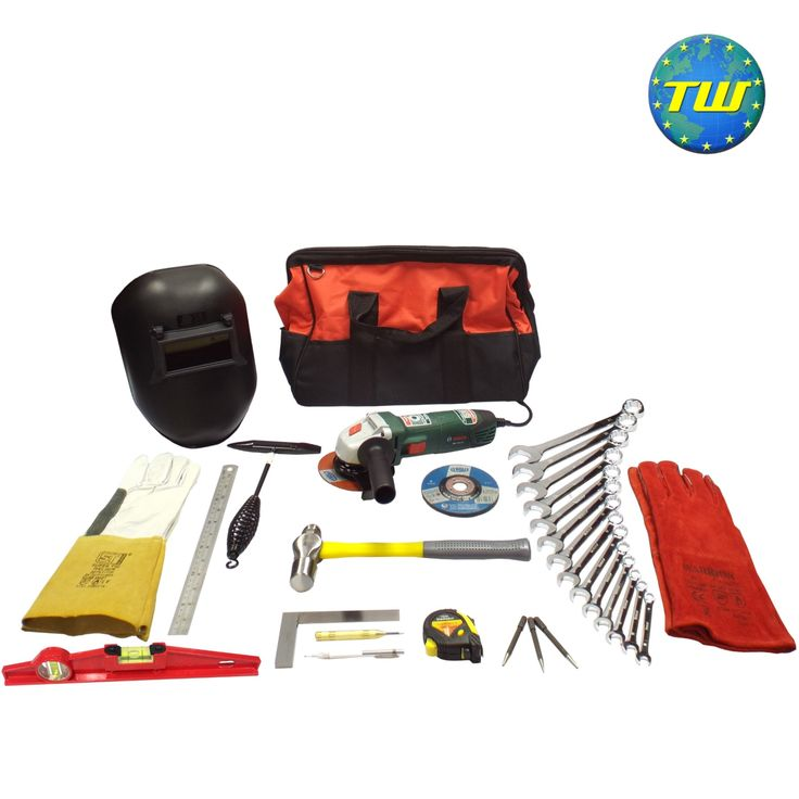 http://www.twwholesale.co.uk/product.php/section/10455/sn/Starter-Engineer-Tools 17 Piece Starter Engineer Tool Kit designed for apprenticeships, college students and new job starters. All of the tools in this set have been carefully selected by engineering tutors and professional engineers - ensuring that you have the right tool for the job from day 1 as you start out on your path as an engineer.