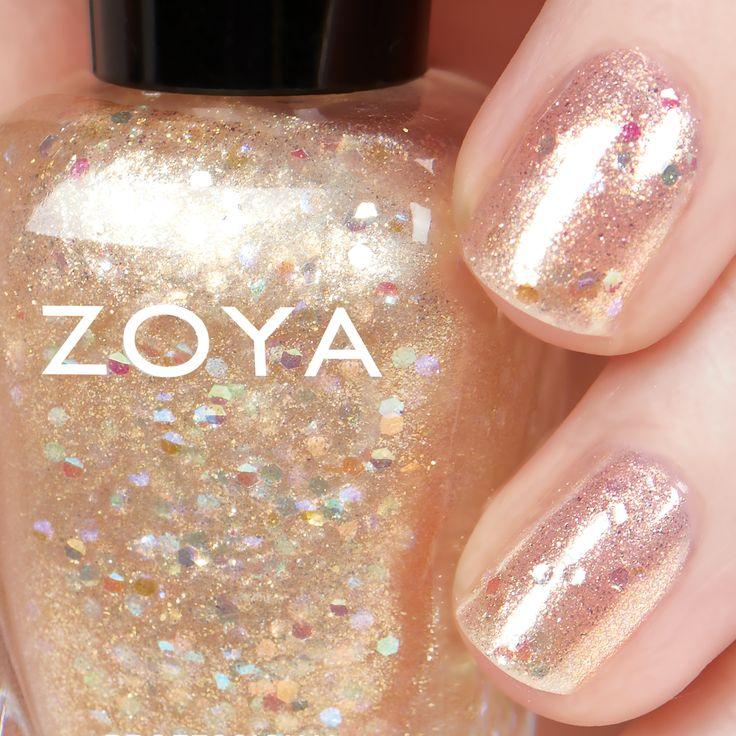 Zoya Cindy | Zoya and Redbook Trio Winter/Holiday 2015