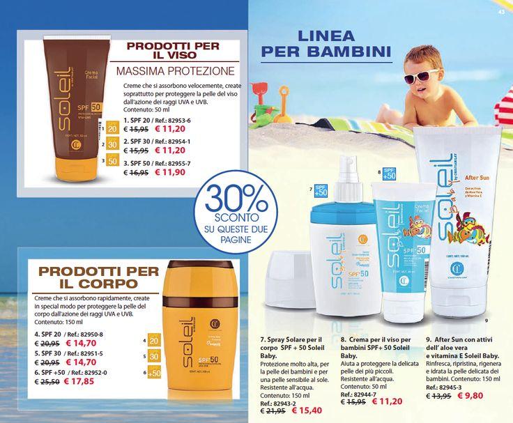 Offerta Presente nel Catalogo di Campagna N.12: http://www.cristianlayitalia.it/cataloghi-di-campagna/