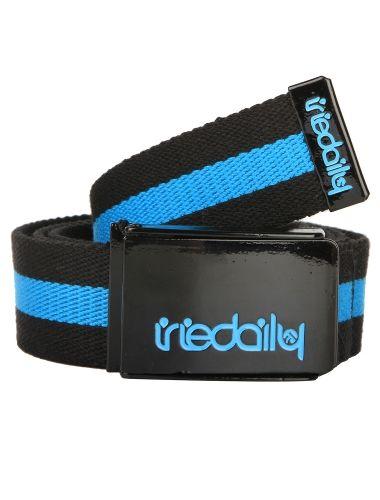 Painless Stripe Belt [black] // #iriedaily // www.iriedaily.de