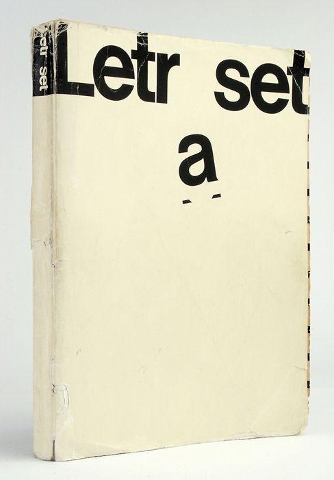 1980s Letraset catalogue