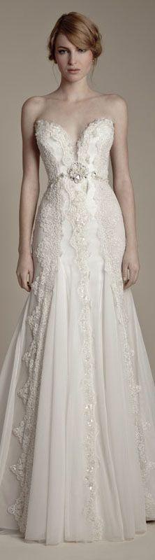 Ersa Atelier Wedding Preview 2013  Collection #wedding #dress #bride
