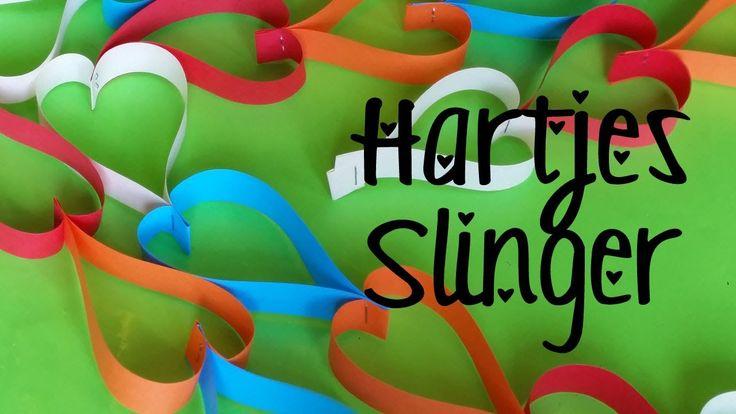 Leuke Hartjes Slinger, Leuke Wk versiering How To Zelf Versieringe Maken