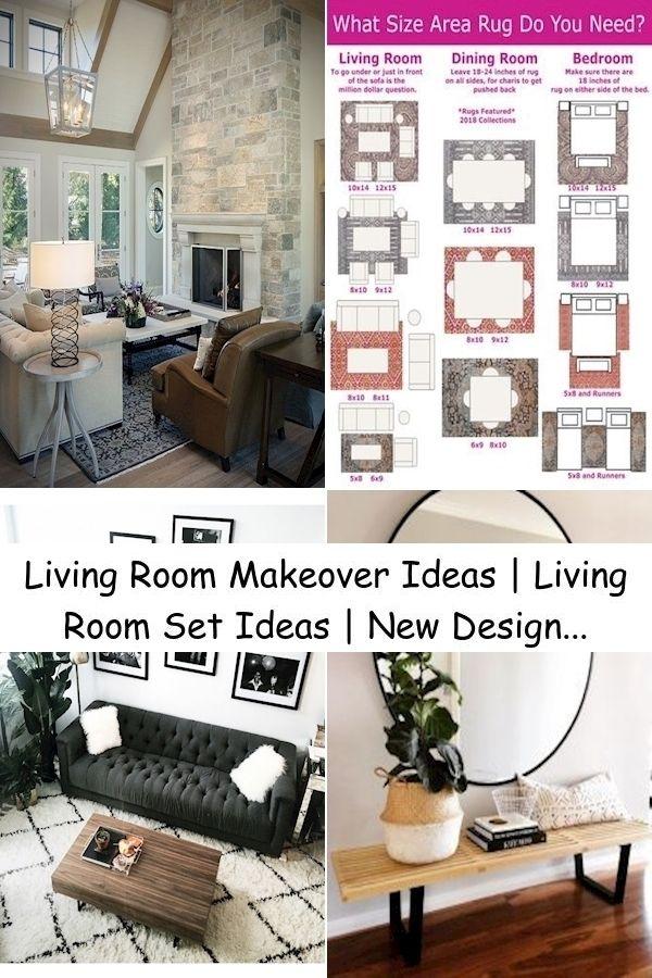 Living Room Makeover Ideas Living Room Set Ideas New Design Interior Living Room Living Dining Room Living Room Decor Rugs In Living Room