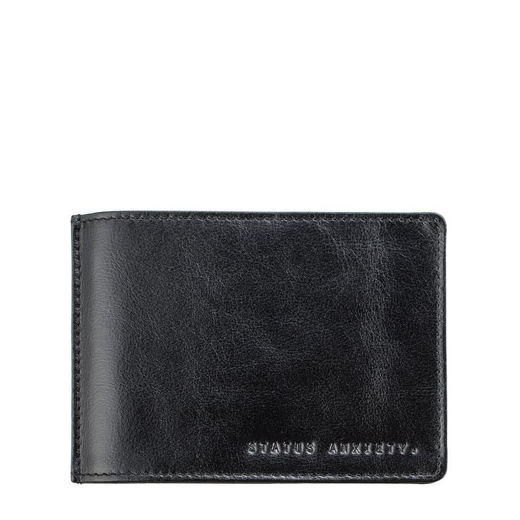 Status Anxiety - Perez Money Clip Wallet