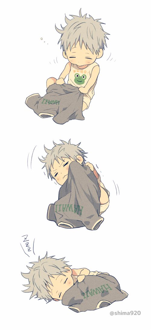 Kuroko no Basket - cute, cute! CUTE! #child #CUTE