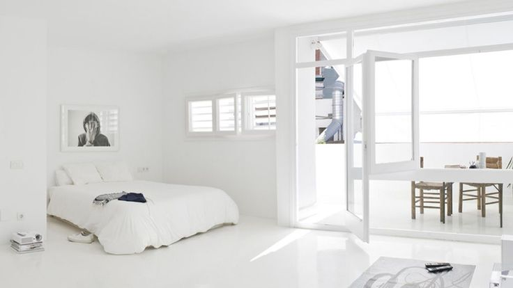 If you've been looking to Pinterest or Instagram for home renovation ideas, there's one trend that you have likely come across a lot lately: the all-white everything look