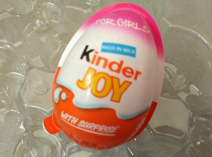 3x kinderjoy kinder joy egg surprise egg gift girl malaysia from $12.9