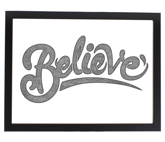 Believe Print.: Design Inspiration, Quotes, Tattoo'S Design, 25X19 Design, Design Typography, Arquebus Clothing, A Tattoo'S, Tattoo'S Actual, Products