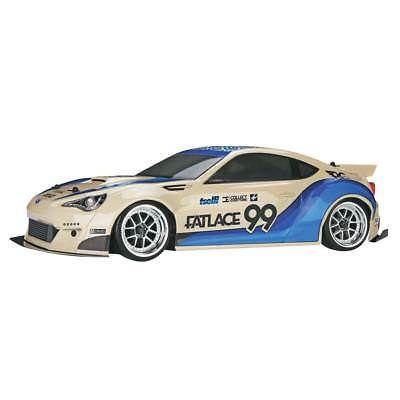 HPI Electric Sport 3 HPI 1/10 RS4 Sport 3 Drift Subaru BRZ 4WD RTR