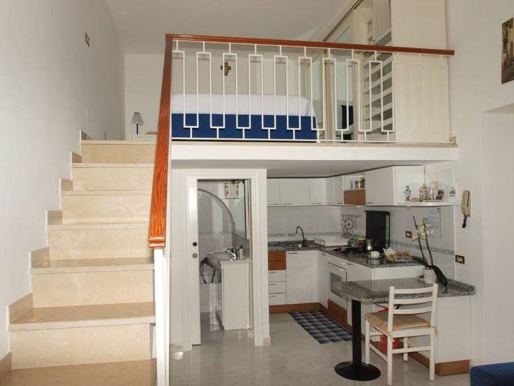Affitto monolocale Capri interno Căn hộ, Nhà cửa