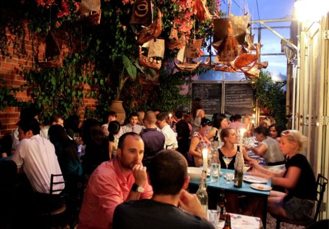 ST KILDA  Claypots - Restaurant - Food & Drink - Broadsheet Melbourne