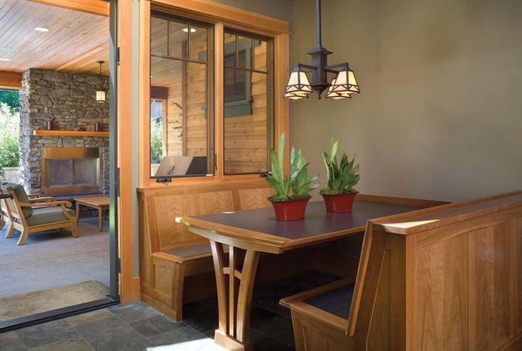 15 Updated Craftsman House Plan Interiors