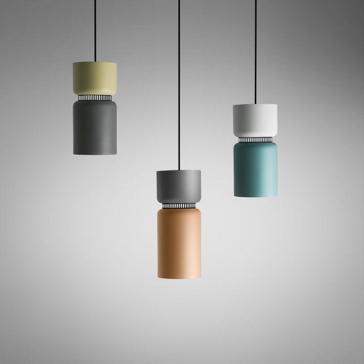 Aspen lamp by Werner Aisslinger for B.lux » #pendant #lighting