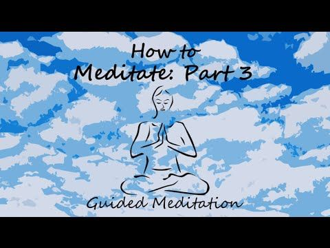 PLEASE CLICK ON THE 'VISIT' BUTTON & SUBSCRIBE TO MY YOUTUBE CHANNEL :-) A simple guided meditation that will feature both active and passive moments. 2:49 - Skip to beginning of the meditation You can find the first and second Ho...