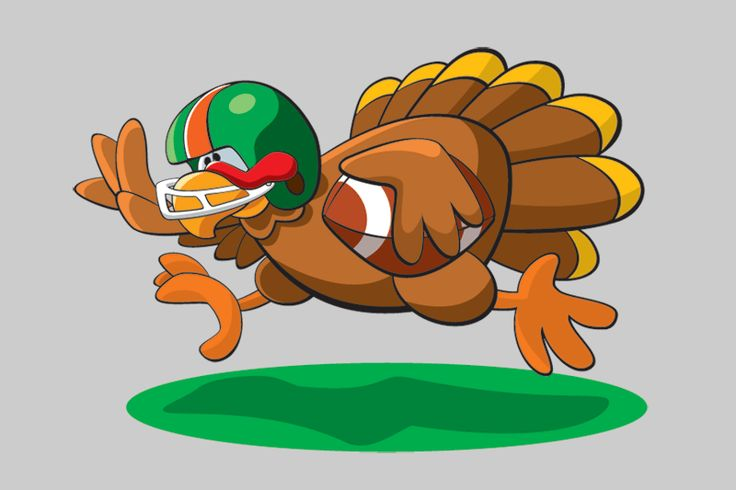 Both the NCAA and NFL will be playing a number of games on Thanksgiving. Who will you be rooting for and who do you think will have the biggest upset? Find the Thanksgiving schedule here!