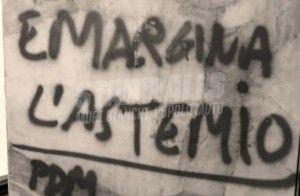 Star Walls - Scritte sui muri. — Escludilo