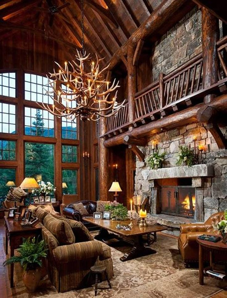 1231 best Log Cabins images on Pinterest | Log cabins, Small ...