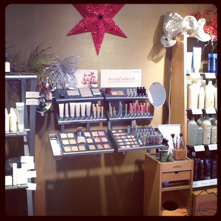 Don't forget we sell make-up as well!
