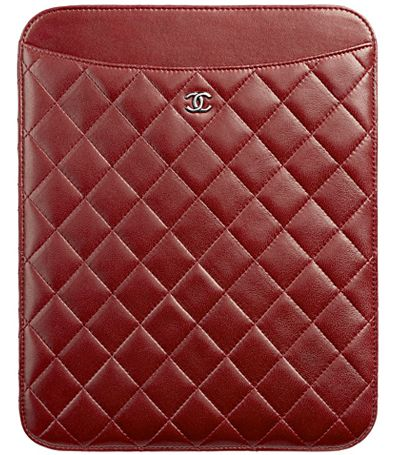 Chanel iPad Clutch <3: Chanel Handbags, Chanel Bags, Cases, Chanel Take, Ipad Case, Chanel Forever