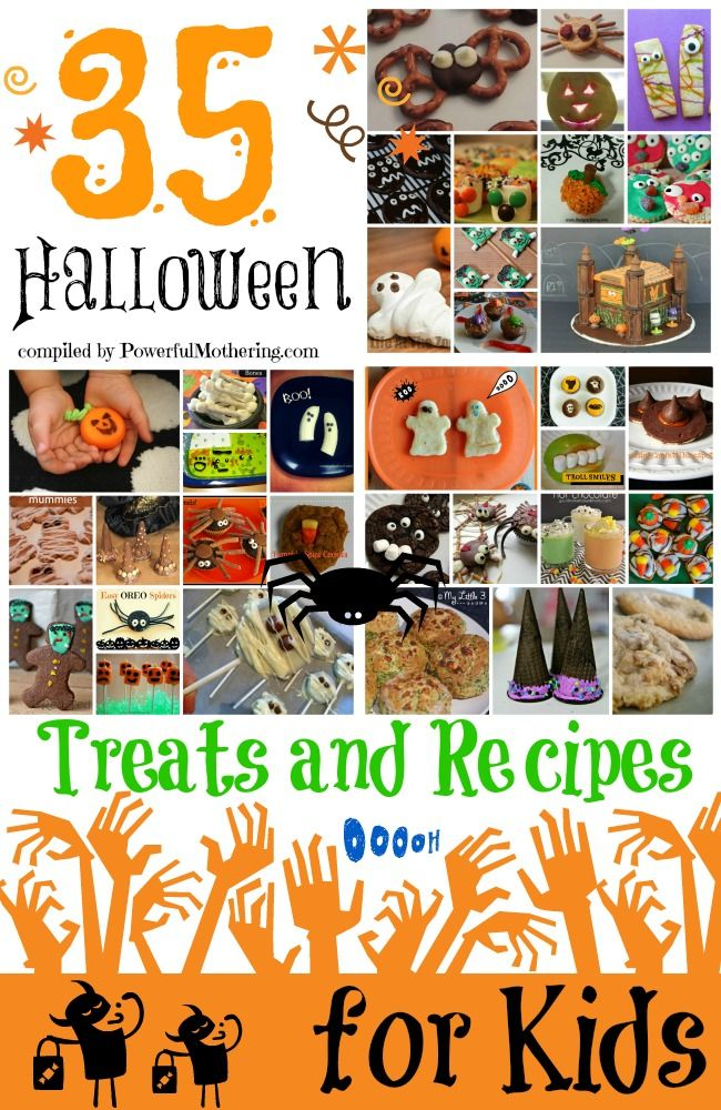 52 best Halloween! images on Pinterest Carnivals, Children - halloween treat ideas for toddlers