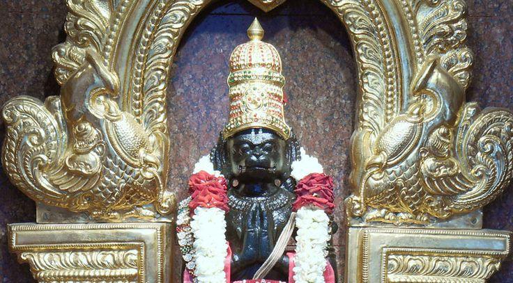 Hanuman Jayanti is the celebration of the auspicious appearance day of Sri Hanuman, an ardent devotee and eternal servitor of Lord Sri Ramachandra.