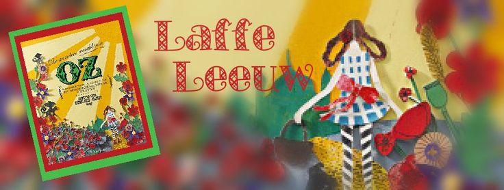 PUUR! Creatief – Laffe Leeuw