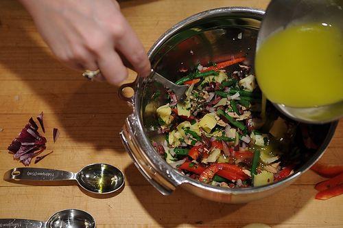 Pan Bagnat: Le French Tuna Salad Sandwich | Recipe