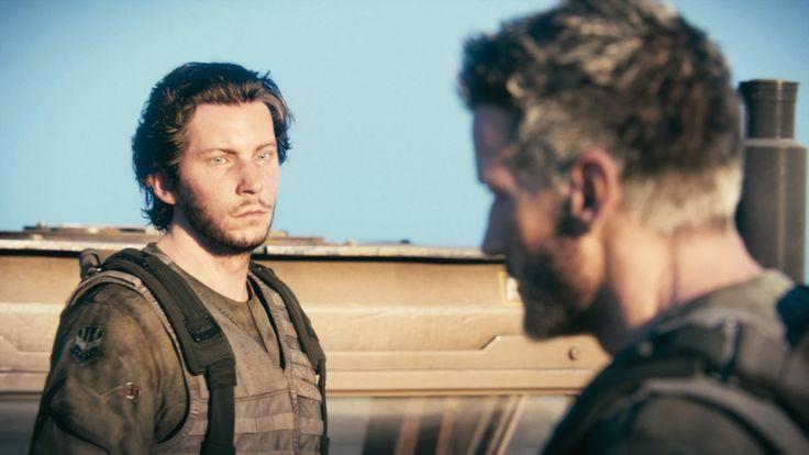 Call of Duty Advanced Warfare - Jack Mitchell & Gideon