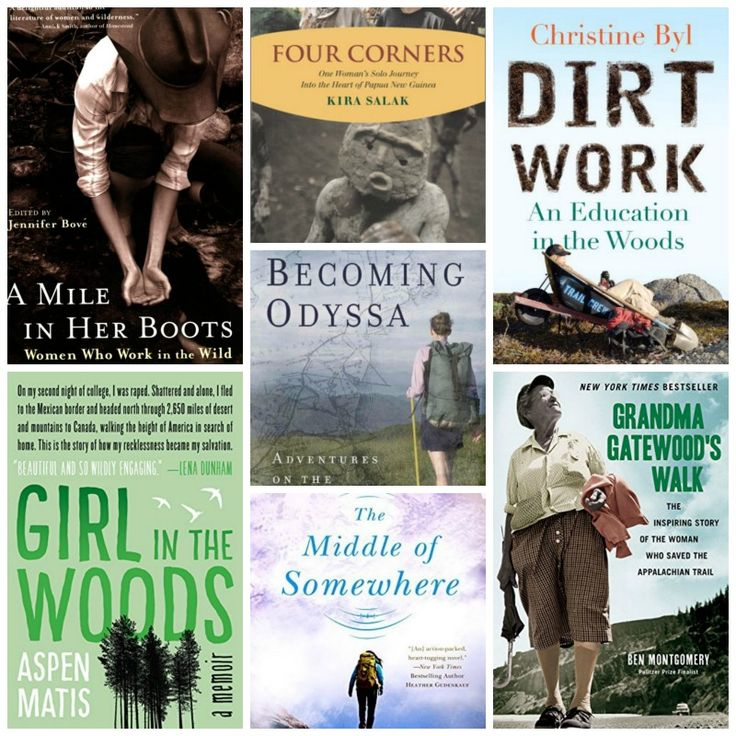 Books For Adventurous Women - Trail to Summit