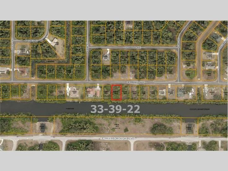 Germany Ave Lot 2, North Port, FL 34288 North port