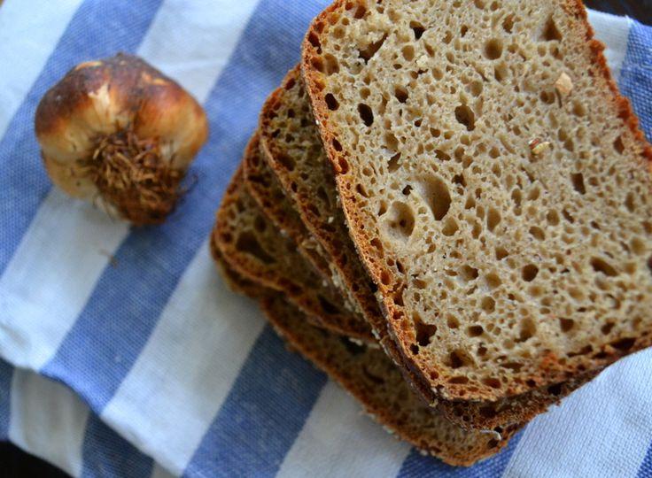 Prosty żytni chleb radzieckiego żołnierza. Styczniowy – Kuchennymi drzwiami