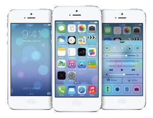 Apple iPhone 5: iOS 7 vs iOS 8 Beta Update