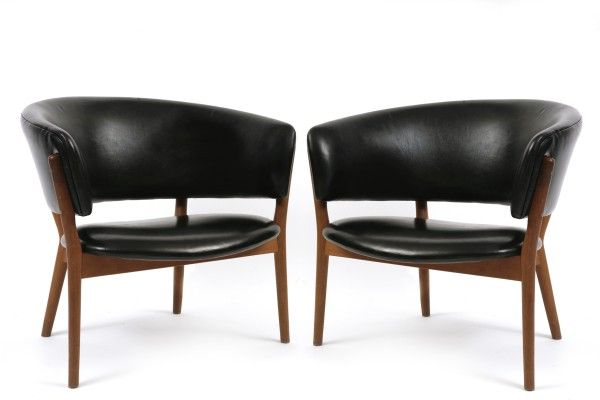 Nanna Ditzel chairs #circlechair #danishmidern #danishdesign #nannaditzel