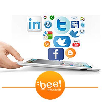 ¿Necesitás ayuda con tus post en redes sociales? Consultános en http://bit.ly/holabee