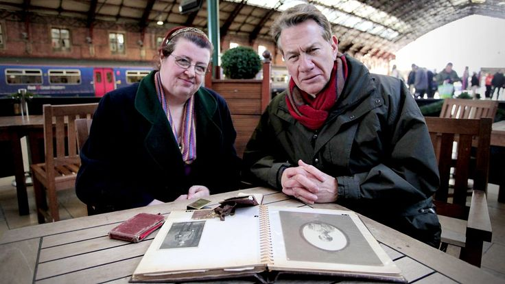 Michael Portillo begins his journey in Metz on European tracks built with war in mind.