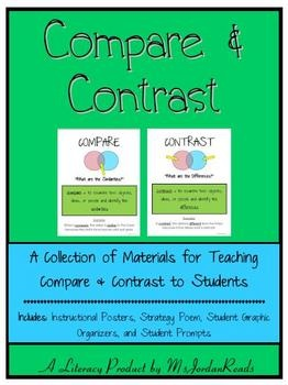 91 best compare and contrast images on pinterest