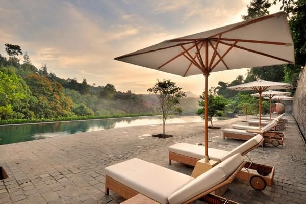 It seem's cool if having a weekend holiday @ PADMA #Hotel Bandung, West Java - #Indonesia. And enjoyed the Holiday... (@Ms_DailyLife - www.msdailylife.wordpress.com)