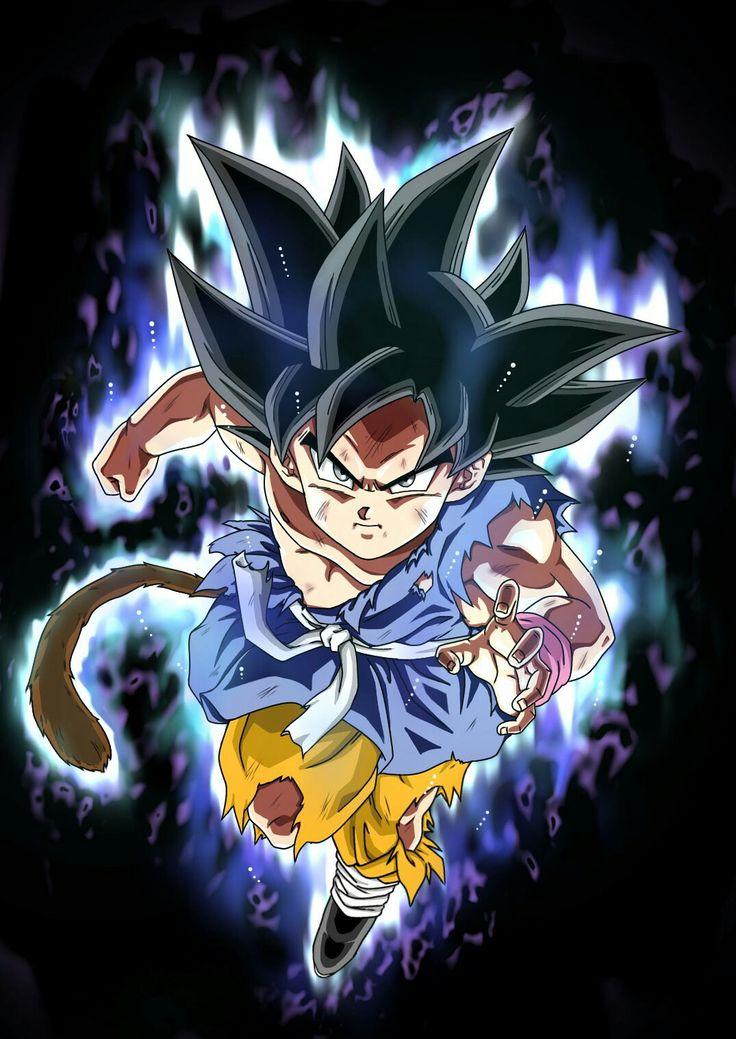 Son Goku GT Ultra Instinto