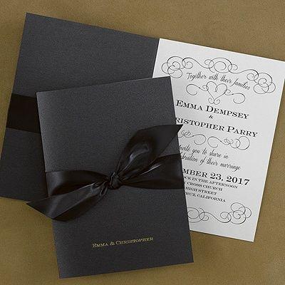 940 best Wedding Invitations images on Pinterest Invitation