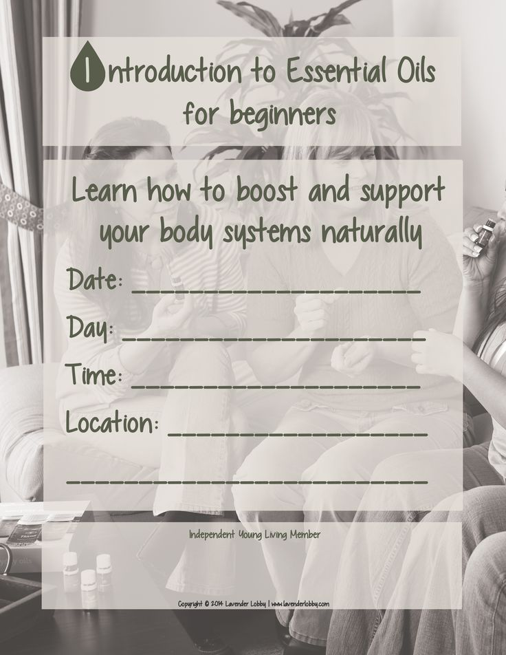 Invitation Flyer Essential Oils Pinterest Flyers And