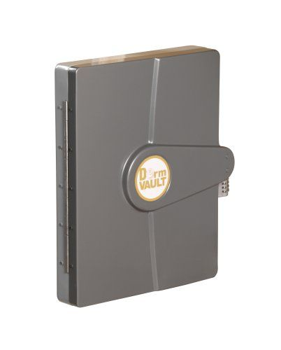 DormVault DV700 Steel Laptop Safe with Combination Padlock