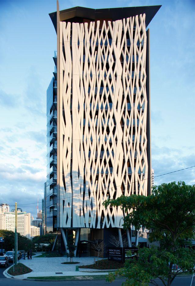 Scott Street Apartments in Brisbane, by Jackson Teece Architects