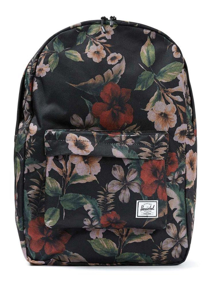 Herschel Camo Backpack - TOPMAN
