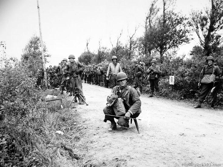 Essay: D-day (Normandy Landings)