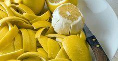 Limone: 8 consigli naturali su come utilizzare la buccia del limone.