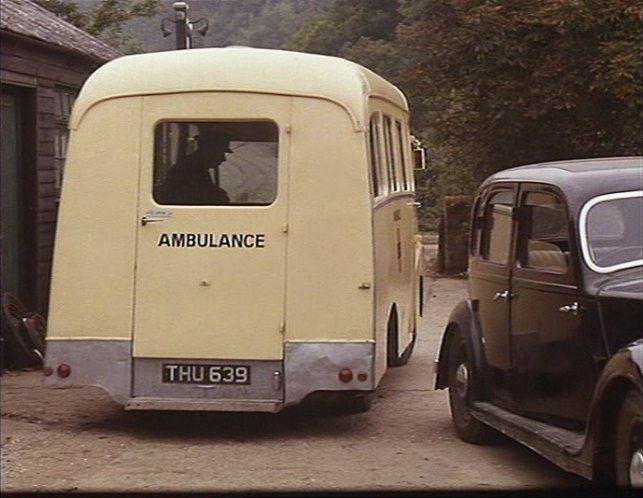 1954 Morris LD Ambulance
