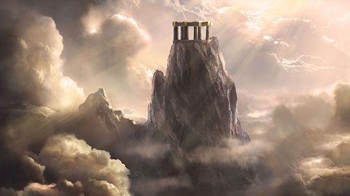 El Olimpo de los Dioses – DIREBLOG